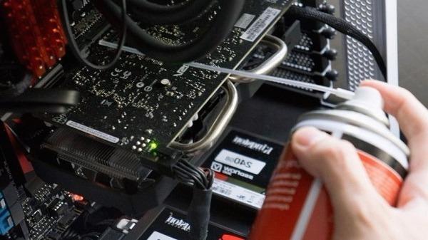 limpiar contactos electricos con alcohol
